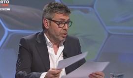 Francisco J. Marques pediu desculpa a Meirim por lhe ter chamado ponta de lança do Benfica