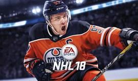 NHL 18 mantém qualidade dos antecessores