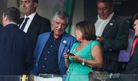 Fernando Santos presente
