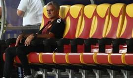 Mourinho: «Com vídeo-árbitro ficaria 1-1 e íamos a prolongamento»