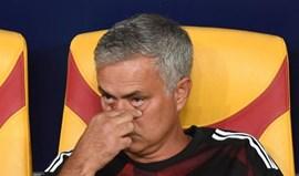 Mourinho: «O árbitro apitava quando Ronaldo queria»