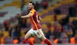 Gümüs rejeitou Itália porque vai jogar em Portugal