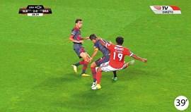 Os casos do Benfica-Sp. Braga: o que dizem dois ex-árbitros sobre o golo anulado a Ricardo Horta