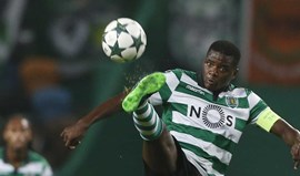 William Carvalho ansioso por rumar a Londres