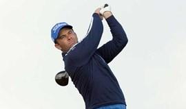 Ricardo Santos entre os líderes do Open da Irlanda do Norte