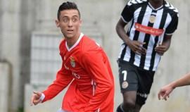 Benfica vende Tiago Dias ao Milan