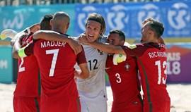 Portugal goleia e garante presença na Superfinal da Liga Europeia