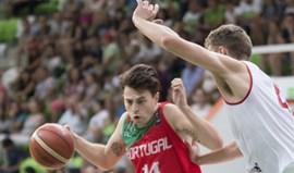 Portugal derrotado na Bulgária (91-65)