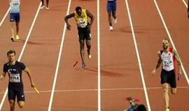 Usain Bolt lesiona-se na última prova da carreira