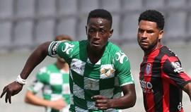 A crónica do Moreirense-Feirense, 0-0: 'pontinho' tapou ambição de vencer