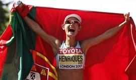 Mundiais: Inês Henriques campeã dos 50km marcha