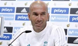 Zidane: «Estou muito incomodado porque é um castigo excessivo»