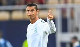 Cristiano Ronaldo nos três finalistas para Jogador do Ano da UEFA 2016/17