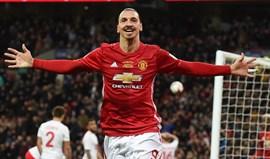 Ibrahimovic pronto para assinar com o Manchester United