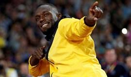 Clube da 2.ª divisão inglesa interessado em... Usain Bolt