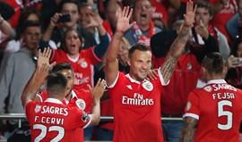 Seferovic: «Nesta equipa não há estrelas nem egoístas»