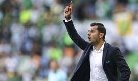Nicolae Dica: «Conseguimos chegar ao nível do Sporting»