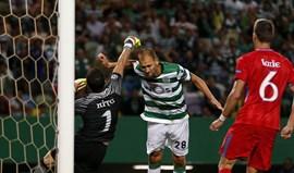 A crónica do Sporting-Steaua Bucareste, 0-0: Faltam ideias a leão trabalhador