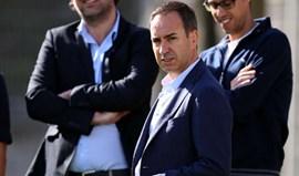 António Salvador: «Sp. Braga tem a obrigação de entrar na fase de grupos»