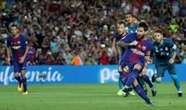 UEFA obriga a que a Supertaça de Espanha se jogue a partir das 23 horas