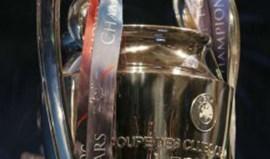 Vencedor da Champions League poderá receber até 57,2 milhões de euros