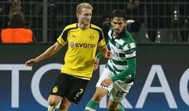 Andre Schürrle para quatro semana e falha arranque da Bundesliga
