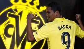 Oficial: Carlos Bacca no Villarreal