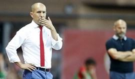 Leonardo Jardim: «Mbappé castigado? Nada disso»