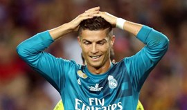 Cristiano Ronaldo vai mesmo cumprir cinco jogos de suspensão
