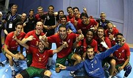 Portugal apura-se para os quartos de final do Mundial sub-19