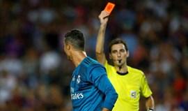 Cristiano Ronaldo reage ao castigo: «A isto chama-se perseguição»