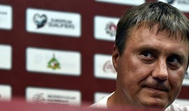 Aliaksandr Khatskevich: «A única meta é ganhar»
