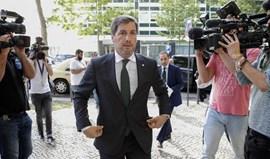Bruno de Carvalho: «Vou lutar pela reposição da justiça e do meu bom nome»