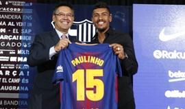 Paulinho: «É um momento especial na minha vida»