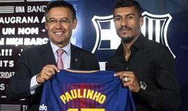 Bartolomeu: «Paulinho foi um pedido do treinador»