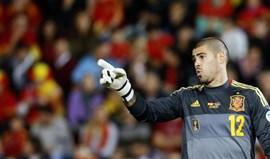 Valdés coloca ponto final na carreira