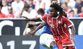 Bayern Munique descarta a venda de Renato Sanches