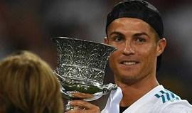 Cristiano Ronaldo deixa novo recado