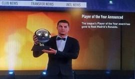 FIFA 18: Ronaldo já conquista troféus