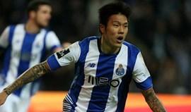 FC Porto inclui opção de compra para dobrar investimento em Suk