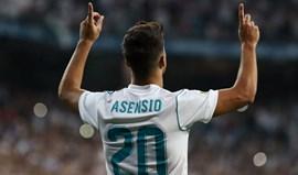 Asensio: «PSG? Obrigado, mas não»