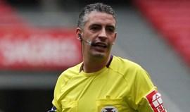 Classificação dos árbitros: Jorge Ferreira sobe a nota, mas continua despromovido