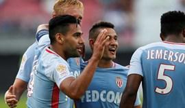Falcão novamente decisivo no triunfo do Monaco e Leonardo Jardim bate recorde