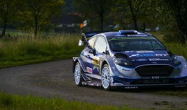 Rali da Alemanha: Ott Tänak (Ford) lidera ao fim do segundo dia de prova