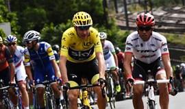 É a Vuelta mas tem tudo para ser um Tour