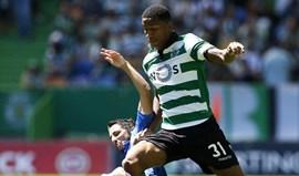 Zeegelaar desagradado com fim das negociações entre Sporting e Sevilha