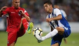 Fulham com opção de compra de 15 milhões sobre Rafa Soares