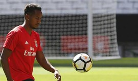 Carrillo: Watford paga salário e eventuais prémios que viesse a receber no Benfica