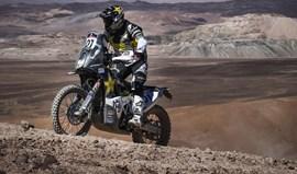 Rali de Atacama: Paulo Gonçalves termina em terceiro lugar