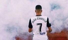A mensagem emocionada de João Cancelo para o Valencia